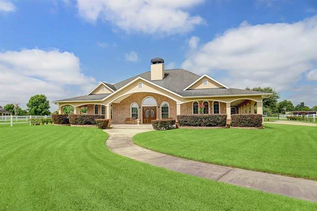 20211 Stone Lake Circle, Tomball, TX 77377 (MLS #65712294) :: The Wendy Sherman Team
