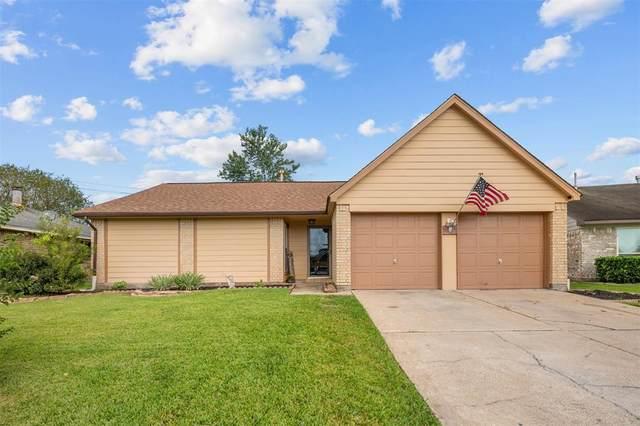 1509 Canyon Springs Drive, La Porte, TX 77571 (MLS #65717536) :: The Sansone Group