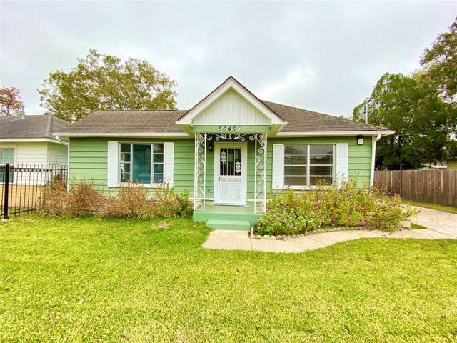 5645 Barremore Street, Houston, TX 77023 (MLS #65728799) :: Texas Home Shop Realty