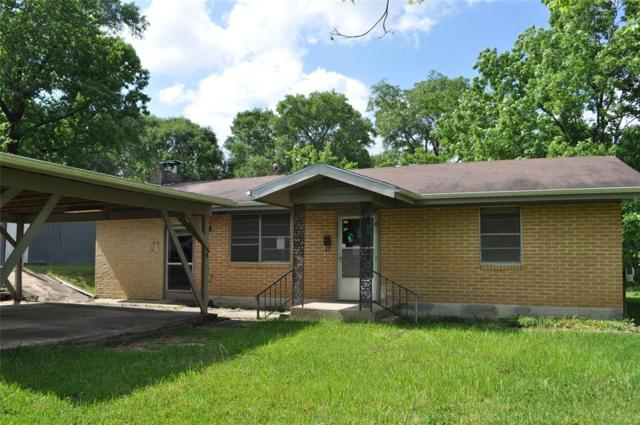 208 E Trout Street, Kirbyville, TX 75956 (MLS #65733406) :: The SOLD by George Team