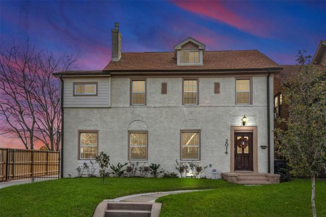 2014 Wentworth Street, Houston, TX 77004 (MLS #65734799) :: Magnolia Realty