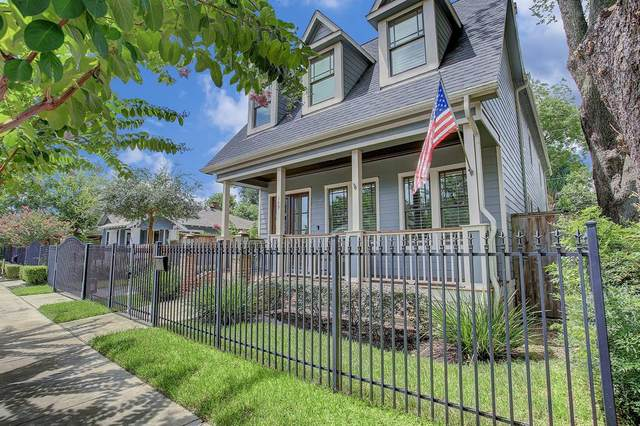 109 Munford Street, Houston, TX 77008 (MLS #65737179) :: The SOLD by George Team