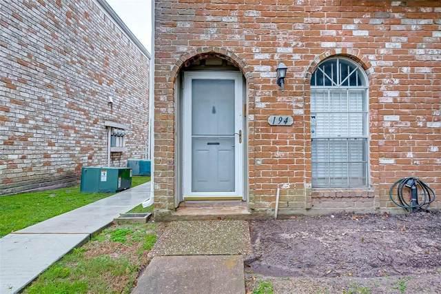 11002 Hammerly Boulevard #194, Houston, TX 77043 (MLS #65738992) :: Michele Harmon Team