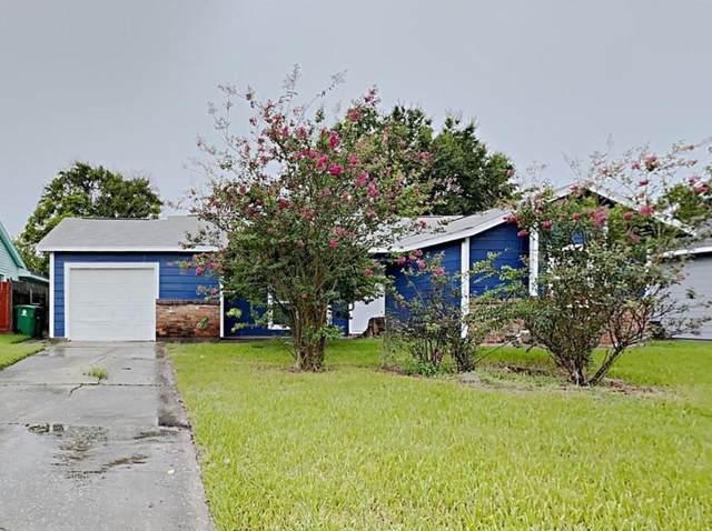 615 Arvana Street, Houston, TX 77034 (MLS #65739381) :: Caskey Realty