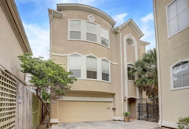 2303 Huldy Street, Houston, TX 77019 (MLS #65764985) :: Lerner Realty Solutions