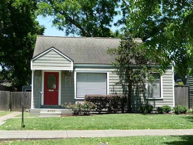 4122 Judson Avenue, West University Place, TX 77005 (MLS #65771214) :: Caskey Realty