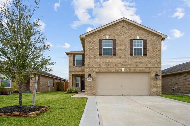 1843 Garnet Breeze Drive, Rosharon, TX 77583 (MLS #6578138) :: The Bly Team