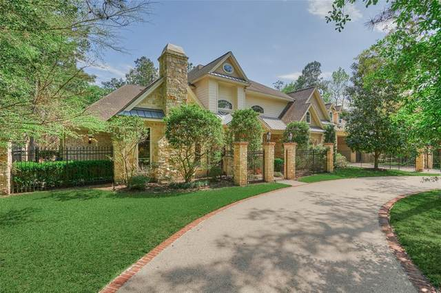 23 W Bracebridge Circle, The Woodlands, TX 77382 (MLS #65786352) :: The Sansone Group