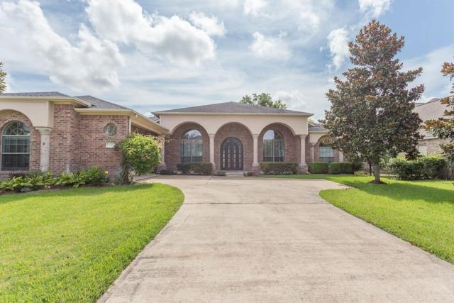 2702 Thompson Crossing Drive, Richmond, TX 77406 (MLS #65791577) :: The SOLD by George Team