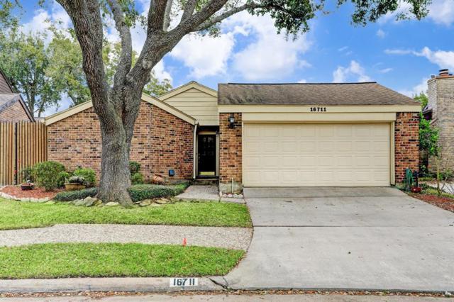 16711 Bentfield Way, Houston, TX 77058 (MLS #65799207) :: The Home Branch