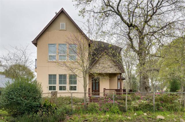 725 Martin Street, Houston, TX 77018 (MLS #65802050) :: Fairwater Westmont Real Estate