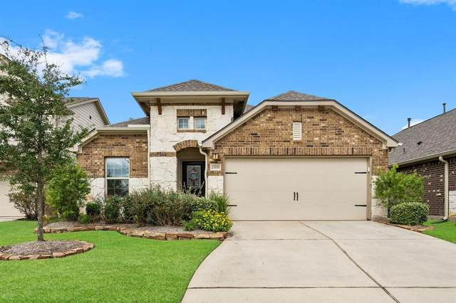 23711 Pennington Hills Drive, Spring, TX 77389 (MLS #6583821) :: The Parodi Group