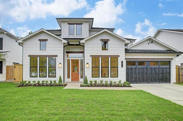 1219 Martin Street, Houston, TX 77018 (MLS #65860469) :: The Queen Team