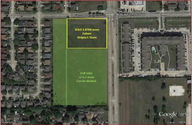7600 Fonmeadow Boulevard, Missouri City, TX 77071 (MLS #65868551) :: Texas Home Shop Realty
