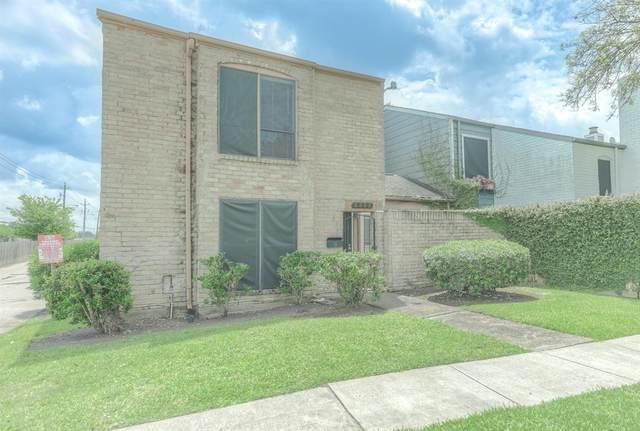 8503 Wilcrest Drive, Houston, TX 77099 (MLS #6586876) :: Homemax Properties