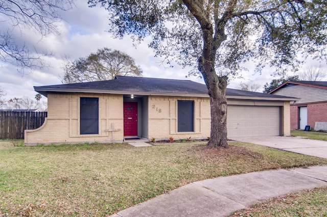 218 Redbud Circle, League City, TX 77573 (MLS #65893062) :: CORE Realty