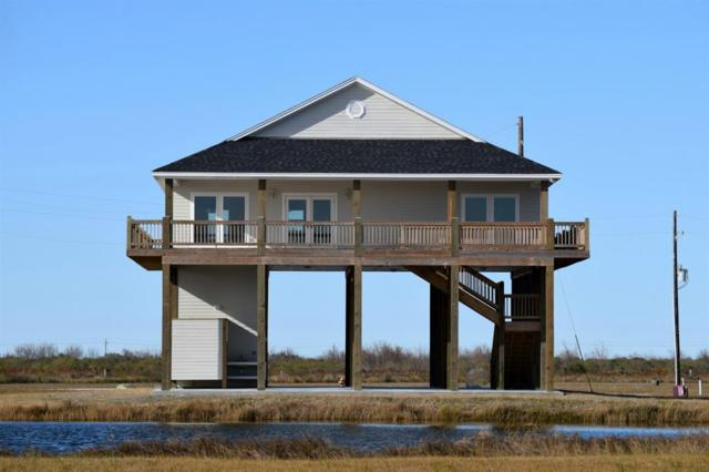 3618 Marble Street, Port Bolivar, TX 77650 (MLS #65897850) :: The SOLD by George Team