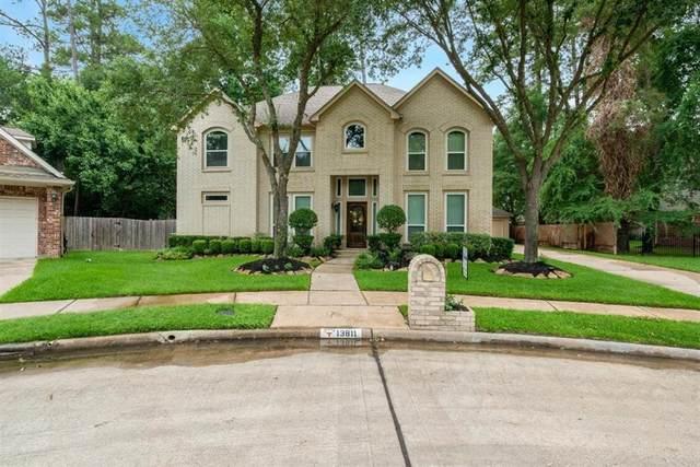 13811 Lakewood Crossing Boulevard, Houston, TX 77070 (MLS #65902477) :: Caskey Realty
