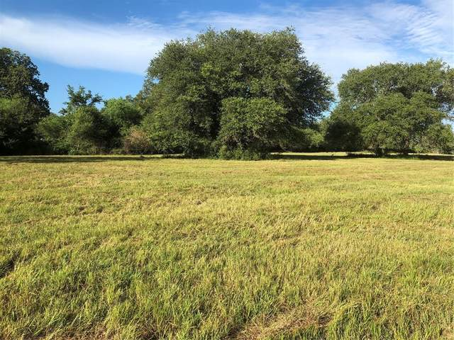 Lot 8 Pvt 1671, Hallettsville, TX 77964 (MLS #65906696) :: The Queen Team