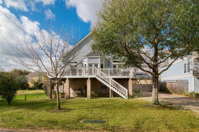 310 Oak Road, Kemah, TX 77565 (MLS #65908807) :: The Bly Team