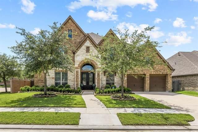2412 Barton Shore Drive, Pearland, TX 77584 (MLS #65909381) :: Lerner Realty Solutions