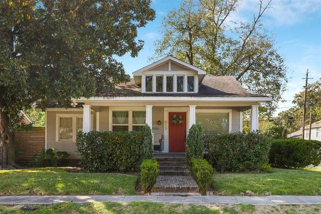 513 Cordell Street, Houston, TX 77009 (MLS #65911980) :: Lerner Realty Solutions