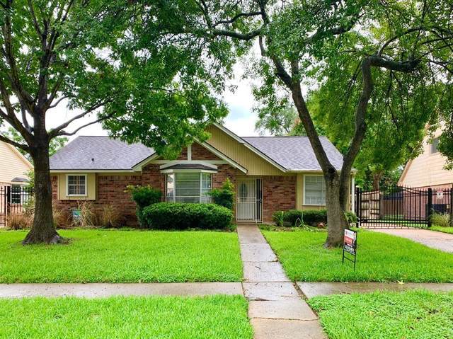 8831 Roos Road, Houston, TX 77036 (MLS #65914987) :: The SOLD by George Team