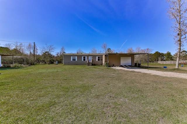 106 County Road 6611, Dayton, TX 77535 (MLS #65919579) :: NewHomePrograms.com LLC