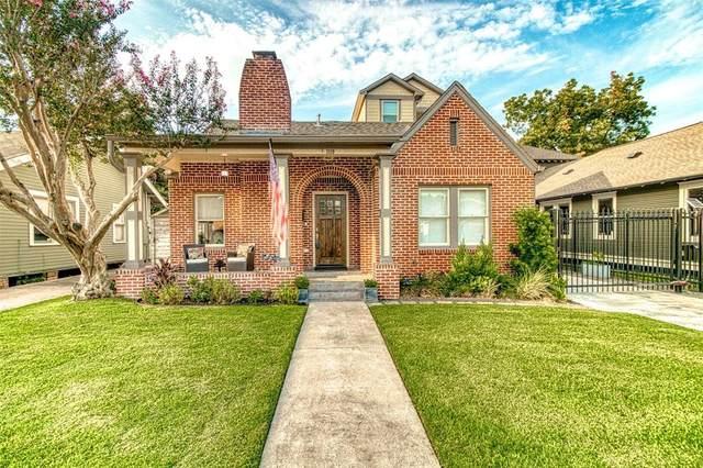 1119 Highland Street, Houston, TX 77009 (MLS #65924127) :: Christy Buck Team