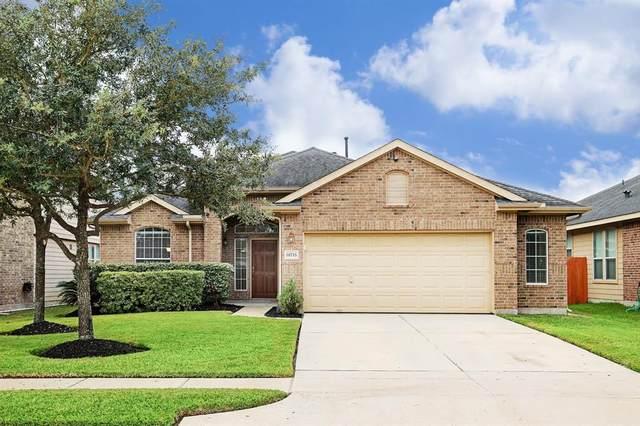 16715 Promenade Park, Cypress, TX 77429 (MLS #65931525) :: Homemax Properties
