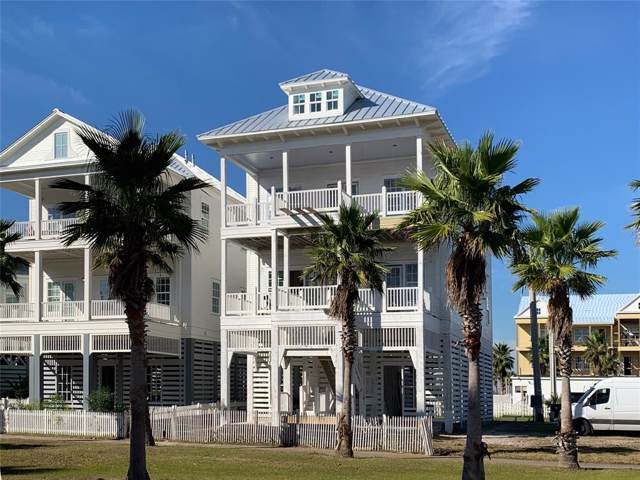2457 Seaside Ln, Galveston, TX 77550 (MLS #65933962) :: The Jill Smith Team