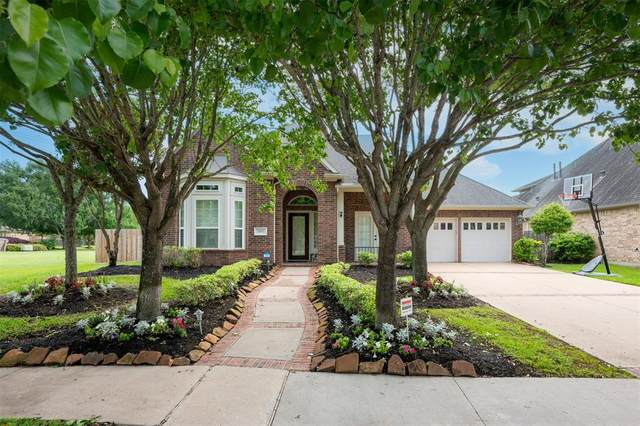 1507 Caledonia Trail, Sugar Land, TX 77479 (MLS #65940062) :: Caskey Realty