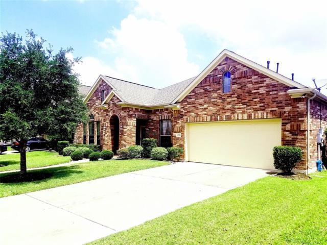 12911 Southern Ridge Drive, Pearland, TX 77584 (MLS #65949999) :: Christy Buck Team