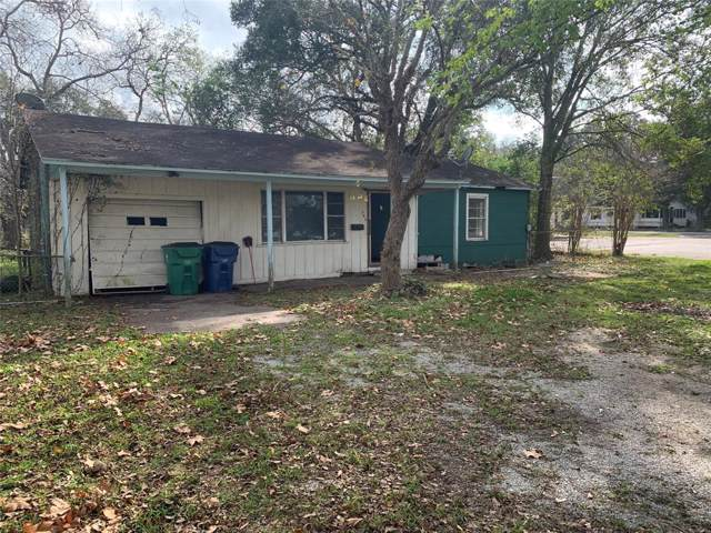 704 E 2nd Street, Sweeny, TX 77480 (MLS #65955162) :: Texas Home Shop Realty
