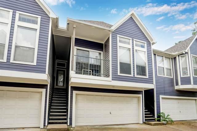 735 Arlington Street #4, Houston, TX 77007 (MLS #65957973) :: Connect Realty