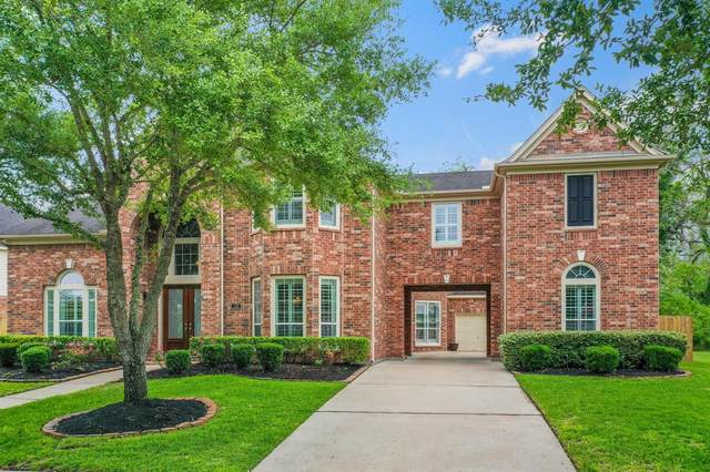 122 Water Bluff Lane, Richmond, TX 77406 (MLS #65964362) :: Caskey Realty