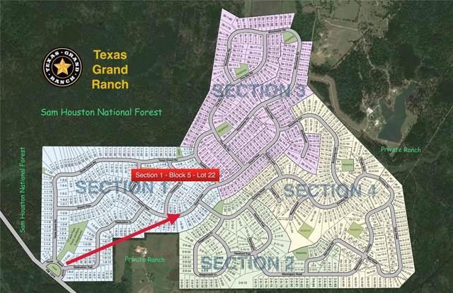 1-5-22 Grand View, Huntsville, TX 77340 (MLS #65968179) :: TEXdot Realtors, Inc.