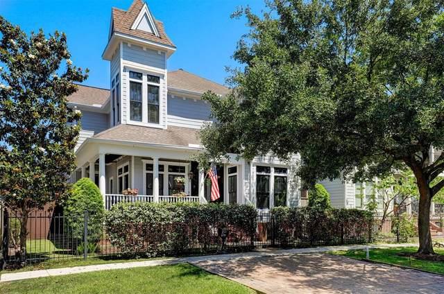 1408 Waverly Street, Houston, TX 77008 (MLS #65982740) :: NewHomePrograms.com