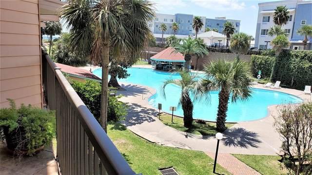 9520 Seawall Blvd #135 #135, Galveston, TX 77554 (MLS #65989956) :: Caskey Realty