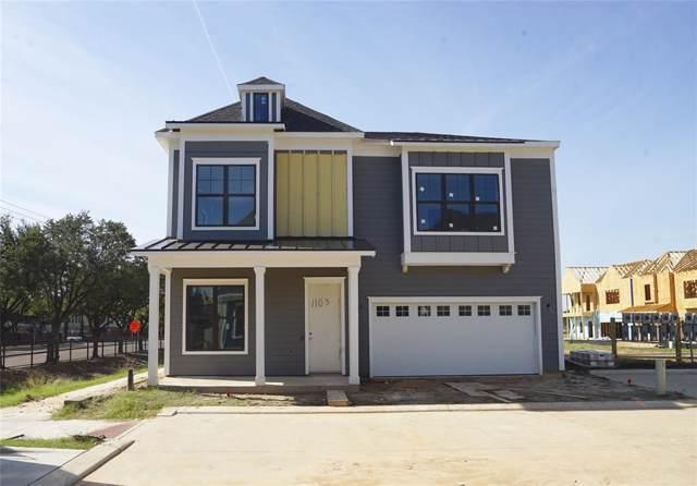 1103 Pearlwood Drive, Houston, TX 77008 (MLS #65994122) :: Caskey Realty