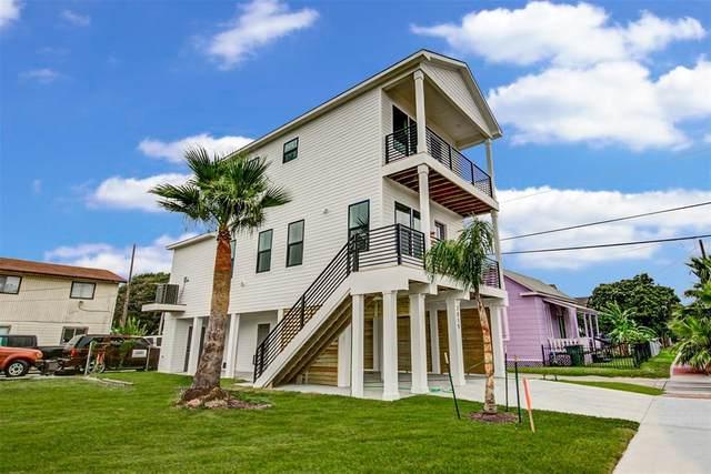 2015 27th Street, Galveston, TX 77550 (MLS #65995476) :: Keller Williams Realty