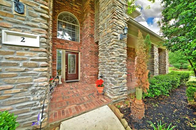 2 Mercutio Ct, The Woodlands, TX 77382 (MLS #66009481) :: The Queen Team