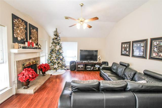 4603 Blue Rose Circle, Missouri City, TX 77459 (MLS #66010984) :: Team Sansone