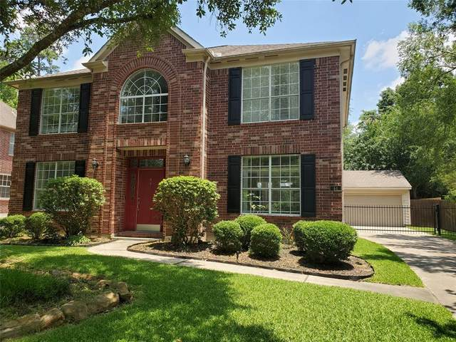 44 W Twinberry Place, The Woodlands, TX 77381 (MLS #66012314) :: Giorgi Real Estate Group