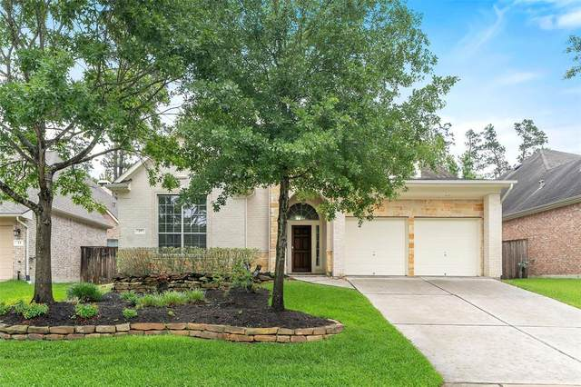 27 Tapestry Forest Place, Spring, TX 77381 (MLS #66018207) :: The SOLD by George Team