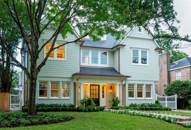 2425 Del Monte Drive, Houston, TX 77019 (MLS #66020992) :: The Bly Team
