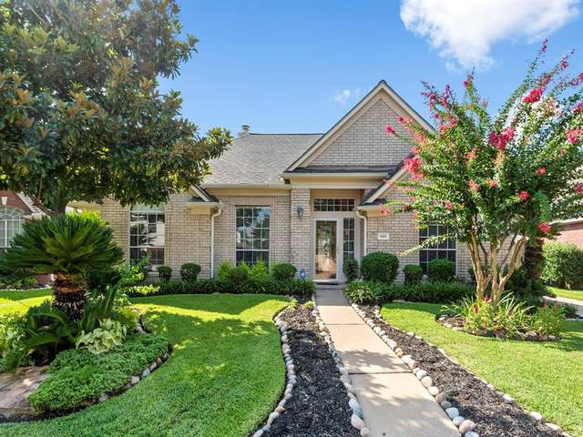 15810 Deerpath Court, Tomball, TX 77377 (MLS #66022099) :: The Bly Team