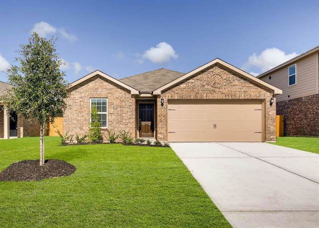 9707 Smoky Quartz Drive, Iowa Colony, TX 77583 (MLS #66024768) :: Texas Home Shop Realty