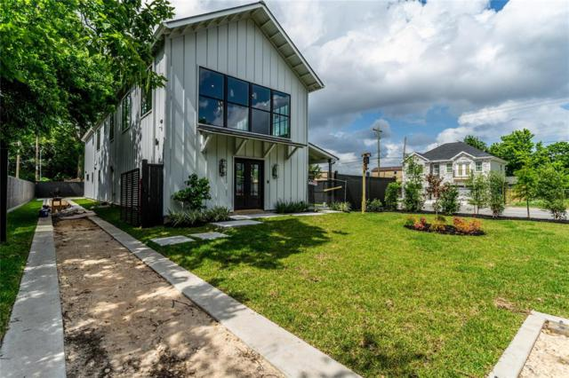 202 W 32nd Street, Houston, TX 77018 (MLS #66029991) :: Texas Home Shop Realty