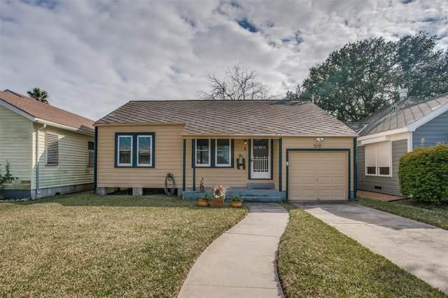 5015 Avenue N 1/2, Galveston, TX 77551 (MLS #66042853) :: The Bly Team